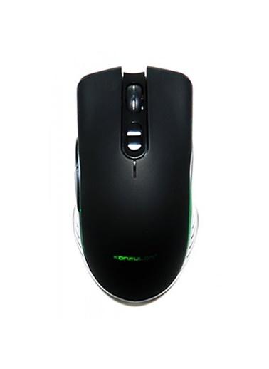 Techmaster Techmaster Konfulon RE10 Gaming RGB Işıklı Şarjlı 4800 DPI Bluetoothlu Mouse Renkli
